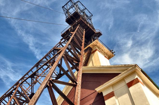 mine rodolphe pulversheim ungersheim,patrimoine minier alsace,carreau rodolphe pulversheim